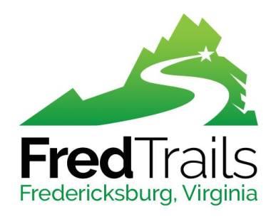 Fred trails logo